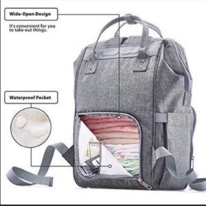 Back Pack Diaper Bag NWT Baby Child Toddler Bag